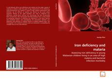 Обложка Iron deficiency and malaria