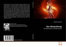 Buchcover von Der Metanthrop