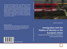 Immigration and the Politics of Identity in the European Union的封面