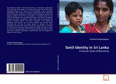 Bookcover of Tamil Identity in Sri Lanka