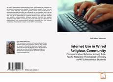 Copertina di Internet Use in Wired Religious Community