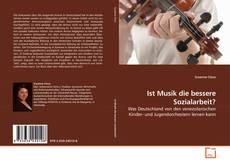 Buchcover von Ist Musik die bessere Sozialarbeit?