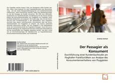 Buchcover von Der Passagier als Konsument