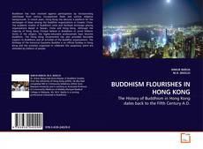 Buchcover von BUDDHISM FLOURISHES IN HONG KONG