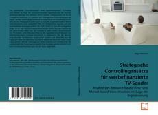 Buchcover von Strategische Controllingansätze für werbefinanzierte TV-Sender