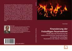 Couverture de Finanzierung der Freiwilligen Feuerwehren