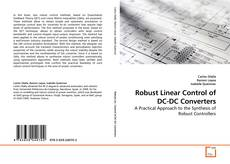 Bookcover of Robust Linear Control of DC-DC Converters