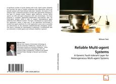 Buchcover von Reliable Multi-agent Systems