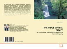Capa do livro de THE INDUS WATERS TREATY
