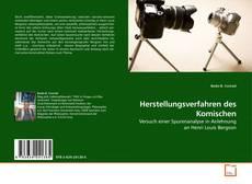 Bookcover of Herstellungsverfahren des Komischen
