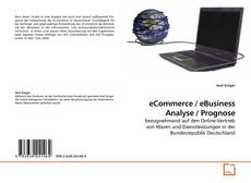 Buchcover von eCommerce / eBusiness  Analyse / Prognose