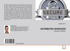 Couverture de DISTRIBUTED INTRUSION