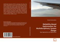 Capa do livro de Reliability-Based Optimization for Multidisciplinary System Design