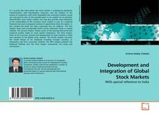 Portada del libro de Development and Integration of Global Stock Markets