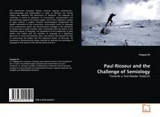 Capa do livro de Paul Ricoeur and the Challenge of Semiology