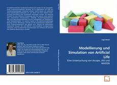 Capa do livro de Modellierung und Simulation von Artificial Life