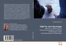 Buchcover von TQM für den Bauträger