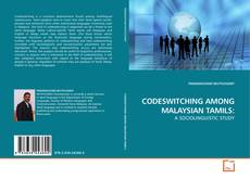 Bookcover of CODESWITCHING AMONG MALAYSIAN TAMILS:
