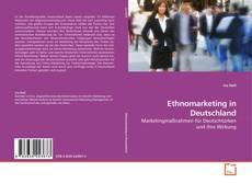 Capa do livro de Ethnomarketing in Deutschland