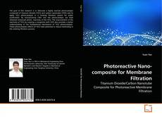 Bookcover of Photoreactive Nano-composite for Membrane Filtration