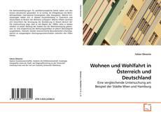 Обложка Wohnen und Wohlfahrt in Österreich und Deutschland