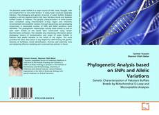 Portada del libro de Phylogenetic Analysis based on SNPs and Allelic Variations
