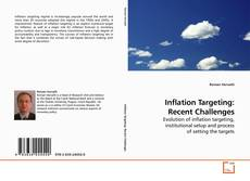 Bookcover of Inflation Targeting: Recent Challenges
