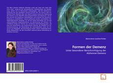 Buchcover von Formen der Demenz