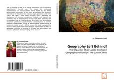 Bookcover of Geography Left Behind!