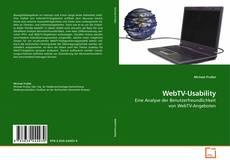 Обложка WebTV-Usability