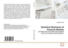 Copertina di Statistical Mechanics of Financial Markets