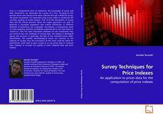 Bookcover of Survey Techniques for Price Indexes