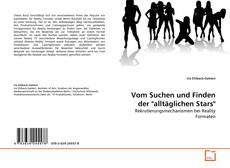 """Borítókép a  Vom Suchen und Finden der """"alltäglichen Stars"""" - hoz"""