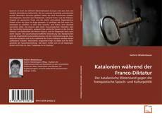 Bookcover of Katalonien während der Franco-Diktatur