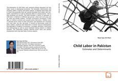 Bookcover of Child Labor in Pakistan