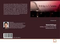 Buchcover von Watchblogs