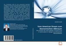 Buchcover von Vom American Dream zum ökonomischen Albtraum
