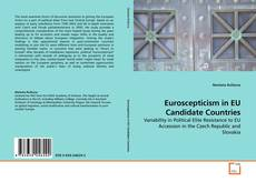 Bookcover of Euroscepticism in EU Candidate Countries