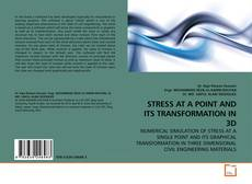 Capa do livro de STRESS AT A POINT AND ITS TRANSFORMATION IN 3D