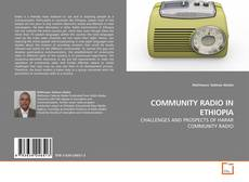 Bookcover of COMMUNITY RADIO IN ETHIOPIA