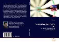 Bookcover of Der US Alien Tort Claims Act