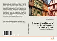 Capa do livro de Effective Rehabilitation of Reinforced Concrete Framed Buildings