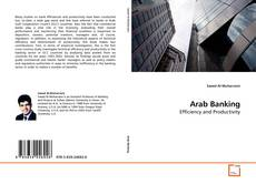 Arab Banking kitap kapağı