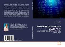 Bookcover of CORPORATE ACTIONS AND SHARE PRICE