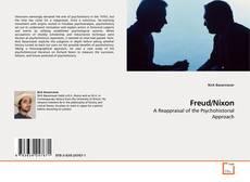 Bookcover of Freud/Nixon