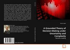 A Grounded Theory of Decision-Making under Uncertainty and Complexity kitap kapağı