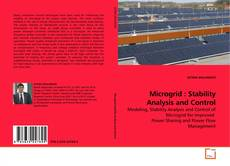 Couverture de Microgrid : Stability Analysis and Control