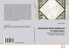 Bookcover of Islamische Reformdiskurse in Indonesien: