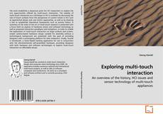 Couverture de Exploring multi-touch interaction
