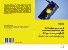 Portada del libro de Früherkennung und Frühintervention in der Offenen Jugendarbeit